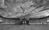 Bordeaux (B&W) by Heroictitof, Photography->Architecture gallery