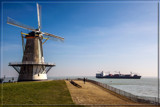 Seaside Mill by corngrowth, photography->mills gallery