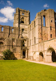 Fountains Abbey 1 by barnstormer, Photography->Architecture gallery
