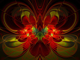 Señora De Flor by tealeaves, Abstract->Fractal gallery