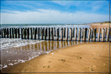 Footprints In The Sand 2 by corngrowth, photography->shorelines gallery