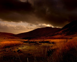 A SCOTTISH GLEN by LANJOCKEY, Photography->Sunset/Rise gallery