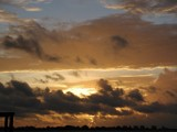Sunrise over Miami Beach by Joby, photography->sunset/rise gallery