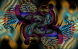 Weightier Matters by Flmngseabass, abstract gallery