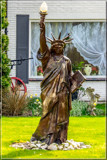 'Miss Liberty' by corngrowth, photography->sculpture gallery