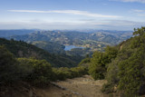 View North from Mt. Tamalpais by whttiger25, Photography->Landscape gallery