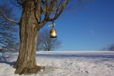 Buddhist Bell in Vermont by pauljsee, Photography->Landscape gallery