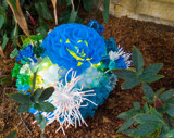 Recycled Blue Coral Reef by Pistos, photography->sculpture gallery