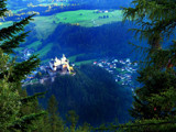 Hohenwerfen - Sound of Music by DigitalFX, photography->castles/ruins gallery