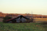 Barn at sunset by tallbet, Photography->Landscape gallery