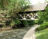 Morning's Walk in Illinois by jojomercury, Photography->Bridges gallery