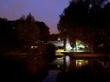 Pulls Ferry by night by JQ, Photography->Architecture gallery