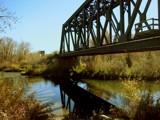 Fall Bridge 2 by MiLo_Anderson, photography->bridges gallery