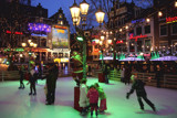 Winter in Holland - Ice skating by Paul_Gerritsen, Photography->People gallery