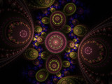 Crop Circles by laurengary, Abstract->Fractal gallery