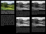 Colour To Monochrome by philcUK, Tutorials gallery
