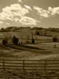 Pasture in Sepia by CanoeGuru, rework gallery