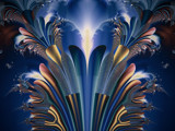 Blooming Abstract by Joanie, abstract->fractal gallery