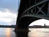 Bridge to Mainz by BernieSpeed, Photography->City gallery