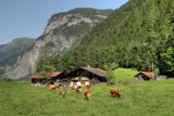 Lauterbrunnen valley by Paul_Gerritsen, Photography->Landscape gallery