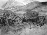 A Snap Shot of Graphite on Paper by HazyHairs, illustrations gallery