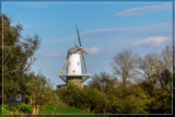Windmill In The Fall 2 by corngrowth, photography->mills gallery
