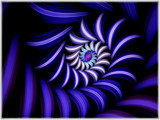 Striped Spiral by Joanie, abstract->fractal gallery