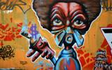 Grafitti 2 [Sprayer's Mask] by boremachine, Photography->City gallery