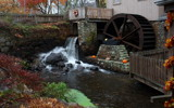 Jenny Mill Fall by Tomeast
