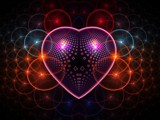 A Valentine by jswgpb, Abstract->Fractal gallery