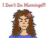 I Don't Do Mornings! by shaymayca1, illustrations gallery