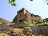Civita di Bagnoregio - Entrance by Ed1958, photography->castles/ruins gallery