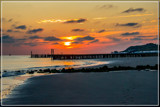 Coastal Sunset by corngrowth, photography->sunset/rise gallery