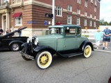 Frontier Days Car Show by LakeMichiganSunset, photography->cars gallery