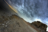 Shore of the Salt Lake by lnoyes, photography->shorelines gallery