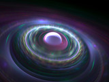 A Spin In The Atmosphere by Joanie, Abstract->Fractal gallery