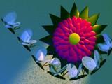 Lotus II: Dawn Chorus by mum42, Illustrations->Digital gallery