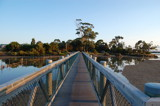 Low Tide Port Sorell by flanno2610, Photography->Bridges gallery