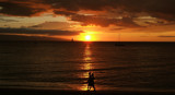 Walk into the sunset.. by indian, Photography->Sunset/Rise gallery