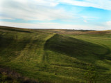 Blue sky, green grass..... by Alexxandra, Photography->Landscape gallery