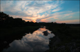 Heart River Mirror by Nikoneer, photography->sunset/rise gallery
