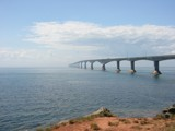 Confederation Bridge by nigel_inglis, Photography->Bridges gallery