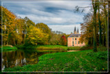 Estate 'Ter Hooge' In The Fall by corngrowth, photography->castles/ruins gallery