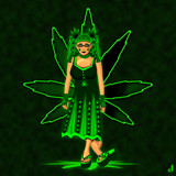 Four Twenty Mary Jane (a.k.a. Violette) by Jhihmoac, illustrations->digital gallery