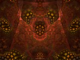 Red Fan by FractalsByRee, Abstract->Fractal gallery