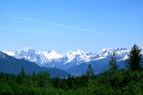 Blue Alaskan Skies by PamParson, Photography->Mountains gallery