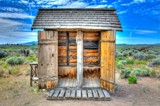 Sagebrush 3-Holer by gr8fulted, photography->architecture gallery