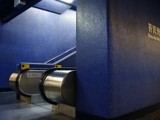 Hong Kong Subway - Blue by haynen, Photography->City gallery
