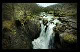 Falls in Glen Nevis by JQ, Photography->Waterfalls gallery