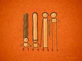 Friends by vladstudio, Illustrations->Digital gallery
